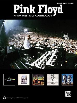 Pink Floyd Piano Sheet Music Anthology By Alfred Publishing (COR)