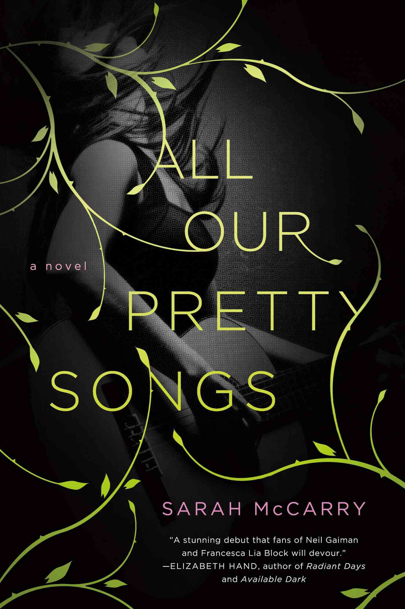 All Our Pretty Songs By Mccarry, Sarah