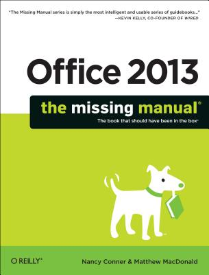 Office 2013 By Conner, Nancy/ MacDonald, Matthew